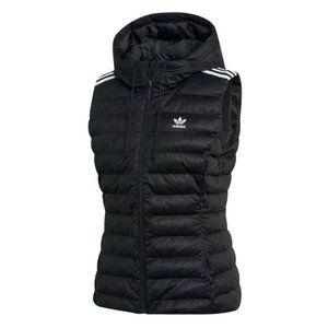 Adidas Originals Slim Vest Black Monogram Women